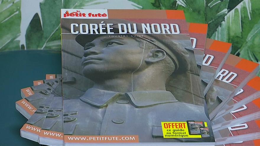 Watch: Don't take this North Korea guidebook with you, warns French publisher