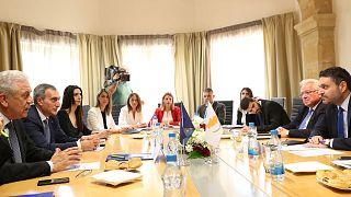 Αβραμόπουλος: Επιχειρησιακή και οικονομική βοήθεια στην Κύπρο για το μεταναστευτικό