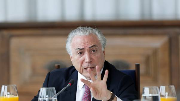 Brazil's former president Michel Temer arrested in corruption investigation