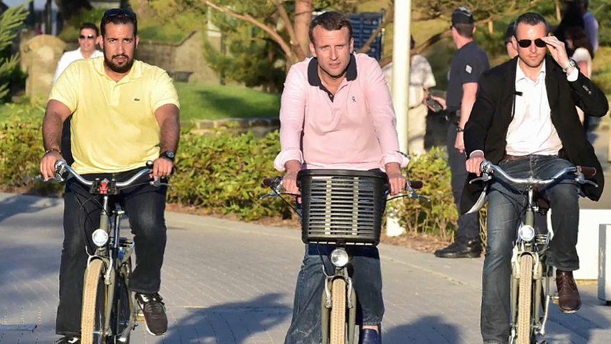 """Nuevo revés a Macron por el """"caso Benalla"""""""
