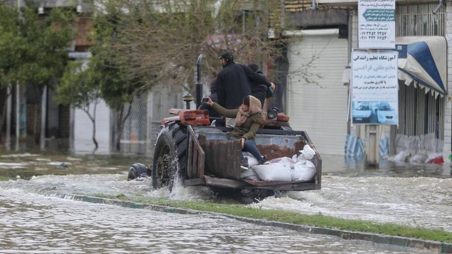 سیلزدگی ۴۰ هزار گنبدکاووسی؛ ۶۰ درصد بارندگی سالانه استان در یک روز ثبت شد