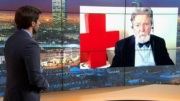 Francisco George em entrevista à Euronews