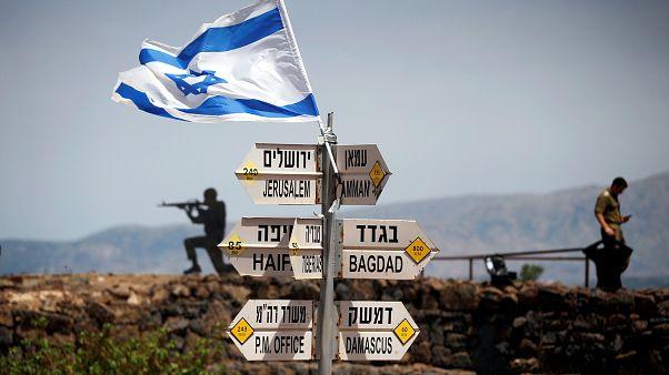 ترامپ: حاکمیت اسرائیل بر بلندیهای جولان را باید به رسمیت شناخت