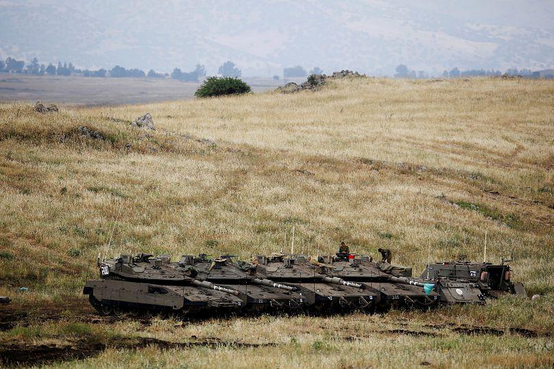 Donald Trump souhaite reconnaître la souveraineté d'Israël sur le Golan
