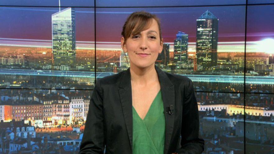 Euronews soir : l'actualité du jeudi 21 mars 2019
