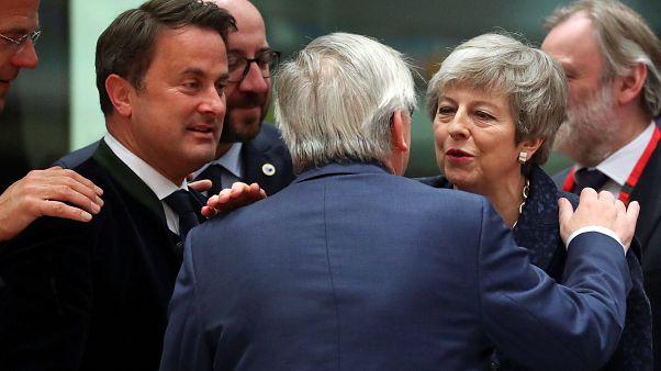 EU-Gipfel: Brexit könnte auf den 22. Mai verschoben werden