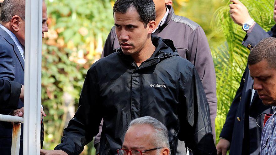 Venezuela: Juan Guaido'nun 'sağ kolu' terör suçlamasından gözaltında