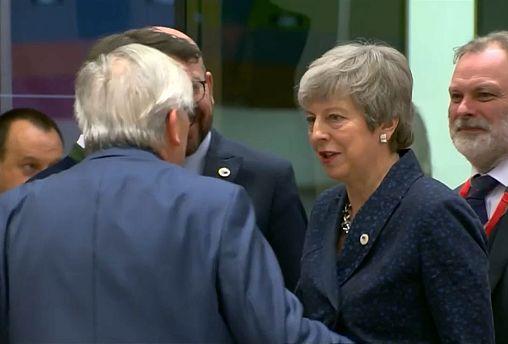 """""""Брексит"""": Евросоюз """"готов ко всем вариантам развития ситуации"""""""