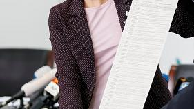 От Киева до Уругвая: самый длинный бюллетень к выборам на Украине