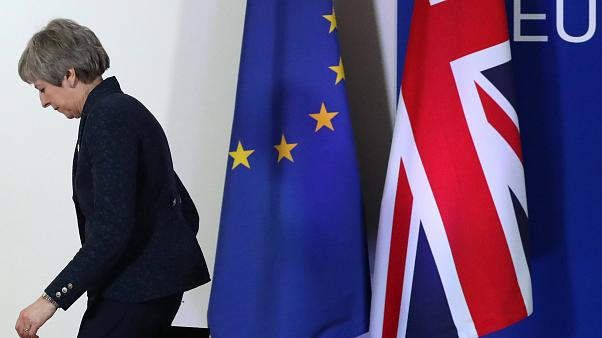 Саммит ЕС: Тереза Мэй в одиночестве