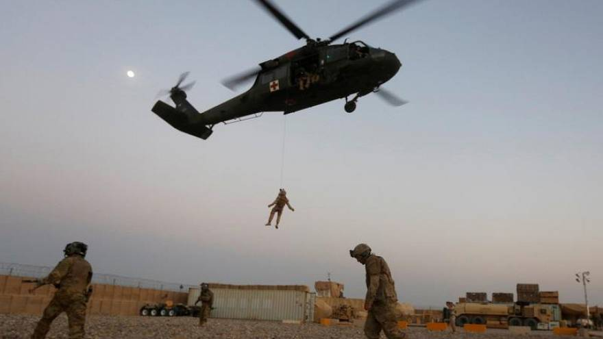 دو سرباز آمریکایی در افغانستان کشته شدند