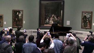 Lang Lang enamora a las Meninas en el Museo del Prado