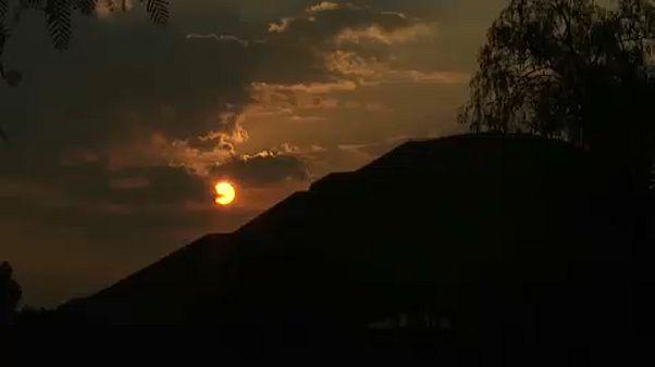 Μεξικό: Στην Πυραμίδα του Ήλιου για θετική ενέργεια
