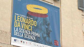 A la (re)découverte du génie scientifique de Léonard De Vinci
