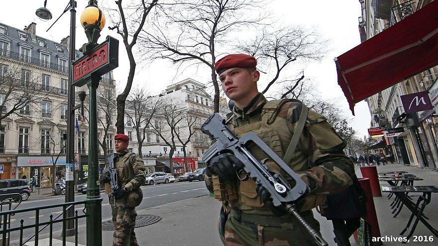 "Центр Парижа закрыт для ""жёлтых жилетов"""