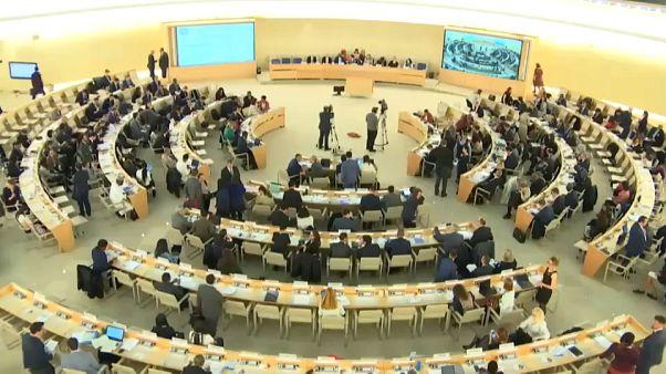 BM İnsan Hakları Konseyi,  İsrail'i kınayan karar tasarısını kabul etti