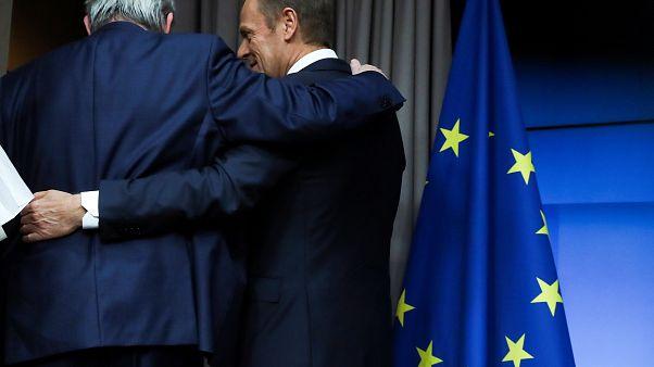 Suspence sulla Brexit e occhi puntati sulla Cina: si conclude il vertice europeo
