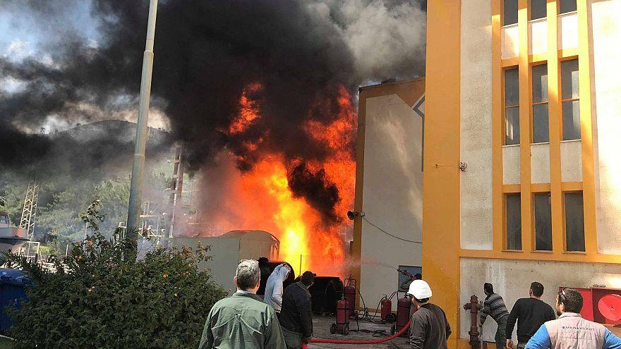 Κρήτη: Επανήλθε η ηλεκτροδότηση στο νησί -Εικόνες από την φωτιά