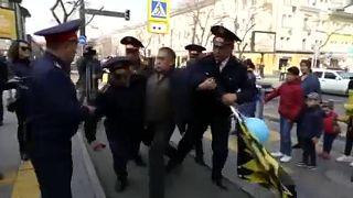 Καζακστάν: Διαδηλώσεις για την αλλαγή του ονόματος της πρωτεύουσας