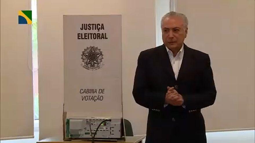 Letartóztatták a brazil exelnököt