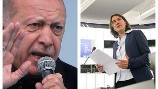 İslam düşmanlığı ile suçlanan AP Türkiye raportöründen Erdoğan'a cevap