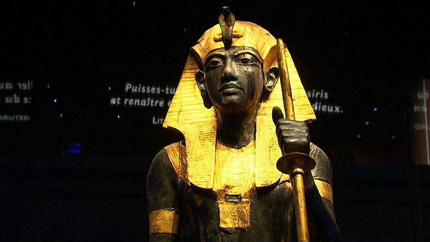 Besucheransturm erwartet: Tutanchamuns Schätze in Paris
