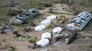 Ο Πορτογαλικός Ερυθρός Σταυρός στην Μοζαμβίκη
