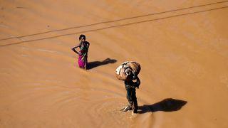 A luta pela sobrevivência em Moçambique
