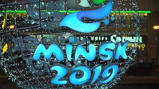 Minsk, a capital dos Jogos Europeus