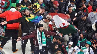 Hunderttausende protestieren in Algerien