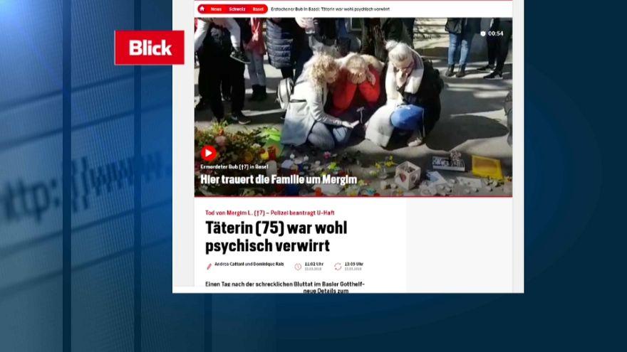 Schock über tödlichen Messerangriff auf 7-Jährigen ergreift ganze Schweiz