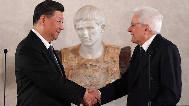 """""""Торговый мир"""" Китая и Италии"""