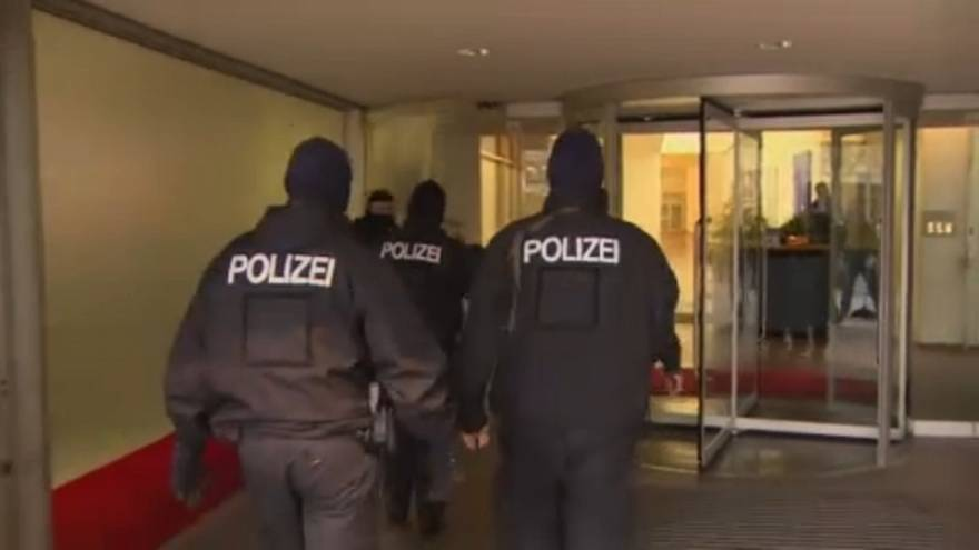Terrorgyanús csoportot tartóztattak le Németországban