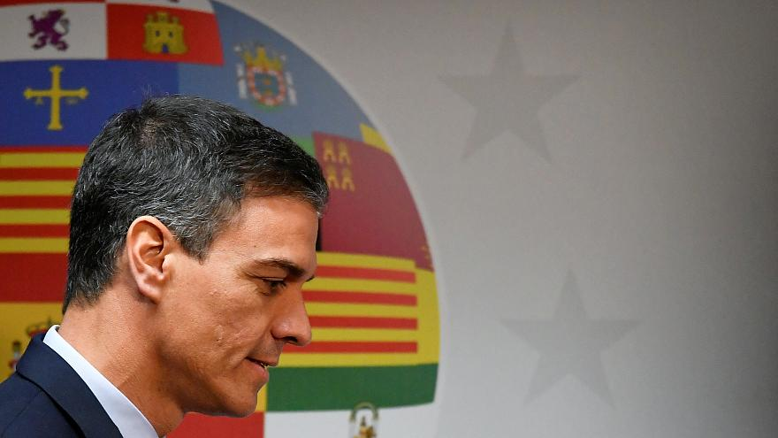 """Pedro Sánchez pide unidad a Europa frente al """"desafío chino"""""""