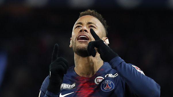 Az UEFA vizsgálja Neymar kiborulását