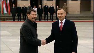 """Áder: """"2022-re elkészül a Via Carpatia teljes magyar szakasza"""""""