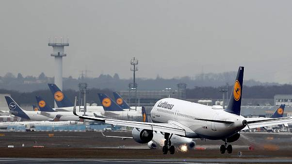 Frankfurt Havaalanı drone nedeniyle yarım saat kapatıldı