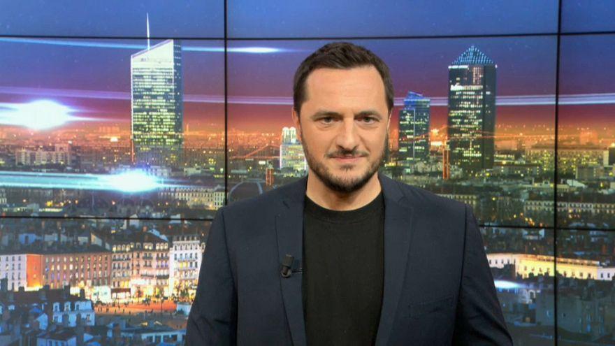 Euronews am Abend mit Viktor Sammain: Brexit, Proteste & Schweinswale