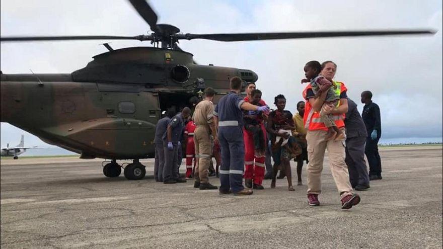 CPLP vai ajudar Moçambique