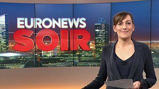 Euronews Soir : l'essentiel de l'actualité du 22 mars 2019
