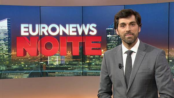 Euronews Noite 22.03.2019