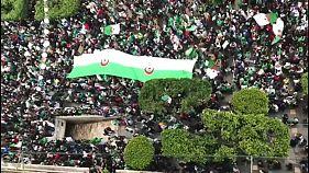 Rücktrittsforderung: fünfter Protestfreitag in Algerien