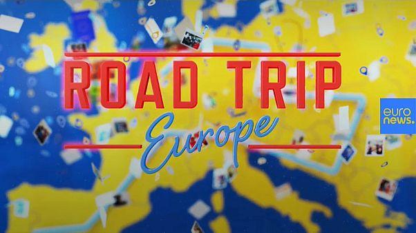 رحلة في أوروبا