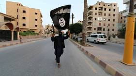 صعود وأفول داعش في العراق وسوريا