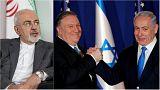 جدل ظریف و پمپئو؛ منجی یهودیان «ترامپ فرستاده خداست» یا شاهان ایرانی؟