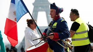Macron mobiliza força antiterrorismo em Paris
