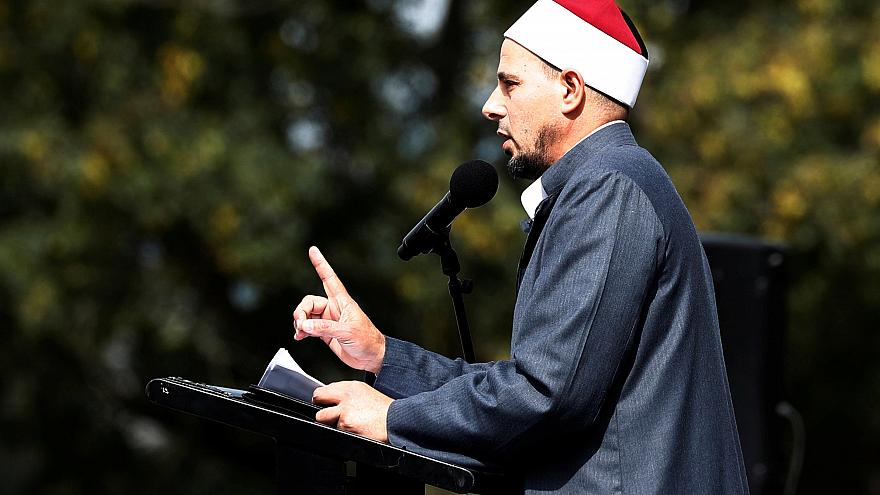 إمام مسجد النور بنيوزيلندا، جمال فودة