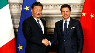 ایتالیا رسما به پروژۀ راه ابریشم جدید چین پیوست