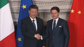 China's Belt and Road plan: Why did Italy sign it and why is Brussels worried? | Euronews Answers