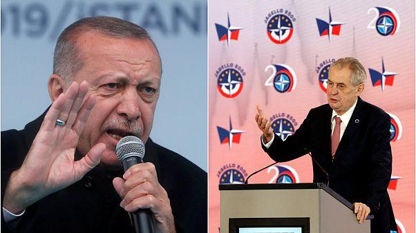 Ankara'dan Çekya liderine sert IŞİD tepkisi: Yalan ve iftira beyanlar
